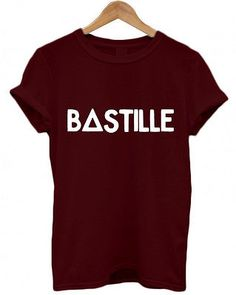 bastille t shirts uk