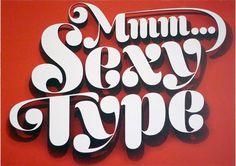 Seb Lester Typography Art