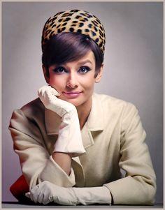 Audrey Hepburn, 1965. #actresses #AudreyHepburn