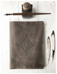 Leather Journal (eng...