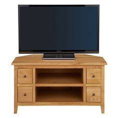 Buy John Lewis Grove Corner Television Stands Online at johnlewis.com