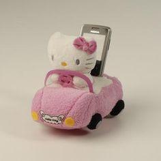 HELLO KITTY MOBILE PHONE HOLDER