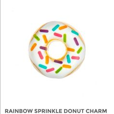ISO donut charm Willing to trade any of my listed charms. Jewelry