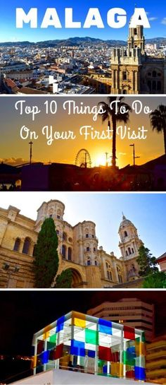 Malaga: Top 10 Things To Do On Your First Visit  ✈✈✈ Don't miss your chance to win a Free International Roundtrip Ticket to Seville, Spain from anywhere in the world **GIVEAWAY** ✈✈✈ https://thedecisionmoment.com/free-roundtrip-tickets-to-europe-spain-seville/