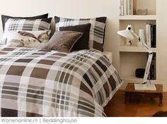 Warm winters slapen - Beddinghouse bedtextiel najaar 2013