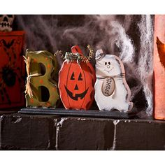 Boo Wooden Plaque; Sale $4.49