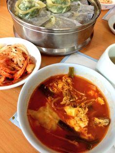 Naegohyang Restaurant 3516 W 8th St Ste A Los Angeles Ca 90005 Koreatown La