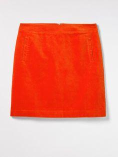Buy White Stuff Orange Iris Cord Skirt from the Next UK online shop Next Uk, Uk Online, Iris, White Stuff, Cord, Tights, Orange, Project 333, Skirt