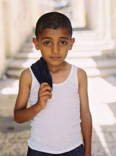 Arab Boy, Old Jerusalem 2009 Karen Wise Photography #KarenWise www.karenwise.com / www.foodandart.com