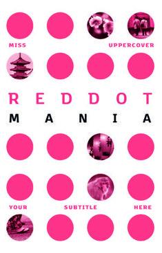Für einen japanophilen Reportageband, sowie ein themespezifisches Buch über Japan eignet sich dieses vorgefertigte Cover wunderbar. Eine moderne Auffassung der japanischen Flagge.  Cover Design: B-S-02 Red Dots, Cover Design, Poster, Billboard, Cover Art