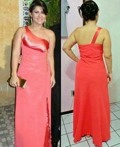 Lindo dress para layana