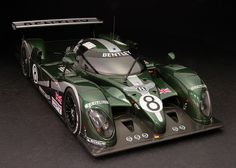 Bentley Speed 8 Le Mans (2003)