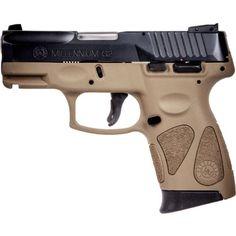 Taurus PT111 Millennium G2 9mm Pistol