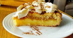 Mennyei Vaníliás-almás pite recept! Ez a pite recept német ihletésű, náluk közkedveltek az u.n. streusel sütemények. Hamar megszerettem én is, mert omlós és édes, a tészta alapot bármivel lehet kombinálni, könnyen elkészíthető. A férjem kedvence lett. Remélem nektek is ízleni fog. Tiramisu, French Toast, Food Porn, Pie, Sweets, Snacks, Breakfast, Recipes, Lifestyle