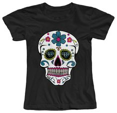 Sugar Skull women... has just been added to our store. Get it here while still available http://everythingskull.com/products/sugar-skull-womens-t-shirt-print-women-streetwear-t-shirt-cotton-short-sleeve-hip-hop-tops-design-shirts-high-quality?utm_campaign=social_autopilot&utm_source=pin&utm_medium=pin