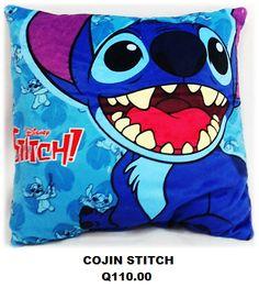 Contamos con #Cojines y #Peluches de #Stitch Seguimos siendo tu mejor #Opción!! www.globocentro.com.gt