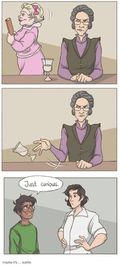 HP comic - Harry and Sirius talk about being an animagus part 3