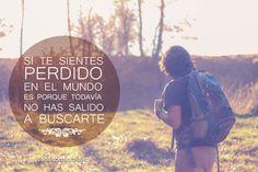 Las 70 frases de viajes y citas más inspiradoras. Encuentra más inspiración para tus escapadas en www.escapadarural.com