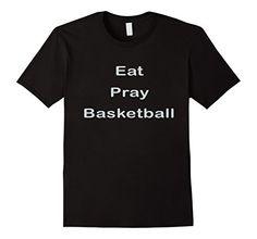AJ:EAT PRAY BASKETBALL T-Shirt Tee shirt - Male - Black AJ-The World's Best http://www.amazon.com/dp/B016ZLMW76/ref=cm_sw_r_pi_dp_O-Lmwb0EZ3KGV #basketball #tshirt