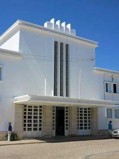 Portugal Visitor Blog: Vila Real de Santo Antonio Station