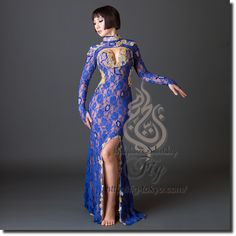 Design by Eman Zaki / Model: TIDA / Fig Belly Dance #figbellydance #bellydancecostume #worldwideshipping