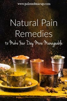 Natural pain remedies to help manage various types of chronic pain and chronic illness! Natural pain management techniques, supplements & homemade remedies Fibromyalgia Pain Relief ** Super Nerve Power and Brain Power Holistic Remedies, Herbal Remedies, Health Remedies, Natural Headache Remedies, Natural Home Remedies, Back Pain Remedies, Acupuncture, Acupressure, Chronic Pain