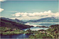 Hardangerfjord, Norway. By Stefan Pip.