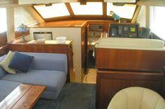 1990 Hatteras 52 Cockpit MY Power Boat For Sale - www.yachtworld.com