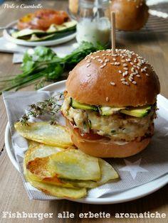 Il burger di Tamara