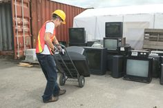 Electronic Recycling, Recycling Services, Recycling Programs, Douglas County, Search And Rescue, News Health, Human Services, Techno
