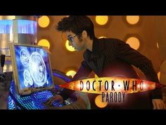 TOTALLY AWESOME! Doctor Who Parody by The Hillywood Show®