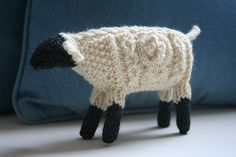 Petite Sheep by Melanie Elizondo