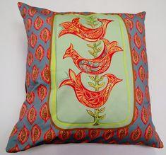Fantasy Blue Birds Blue Bird, Blues, Ice Cream, Throw Pillows, Fantasy, No Churn Ice Cream, Toss Pillows, Cushions, Icecream Craft