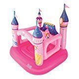 Bestway Disney Princess Château Aire de jeu 157 x 147 x 163 cm
