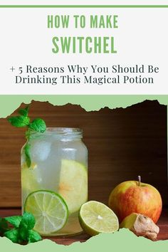 How To Make Switchel + 5 Reasons Why You Should Be. - How To Make Switchel + 5 Reasons Why You Should Be Drinking This Magical Potion How To Make Switch - Detox Cleanse Drink, Juice Cleanse, Detox Juices, Smoothie Cleanse, Smoothie Drinks, Healthy Detox, Healthy Drinks, Healthy Juices, Healthy Habits