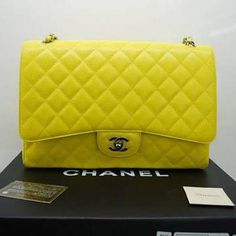Chanel 36070 in yellow fashion handbag www worldleathers com - Worldleathers Co.,Ltd- EO21 DIR