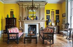 Fashion designer Gavin Waddell's Regency townhouse in Cheltenham - Perfect English Townhouse | House & Garden