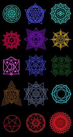SSE Magic Circles by Magic circle ideas. Magic Circle Crochet, Magic Ring Crochet, How To Make Magic, Easy Magic, Simple Magic, Magic Loop, Spell Circle, Summoning Circle, Magic Theme