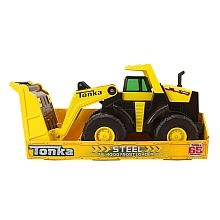 Tonka - Toughs Steel Front Loader Toys R Us Canada, Toy Store, Little Man, Photo Props, Steel, Kids, Garage, Santa, Gift Ideas