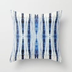 Buy Nori Blue Throw Pillow by ninamay. Worldwide shipping available at Society6.com. Just one of millions of high quality products available.