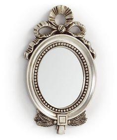 Muebles Portobellostreet.es: Espejo Plata Redondo - Espejos Vintage - Muebles de Estilo Vintage