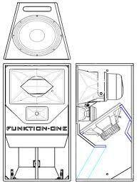 Resultado de imagen para plans box speaker
