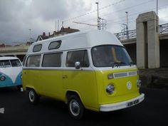 "T2 vw hightop camper  ""GUMBY"""