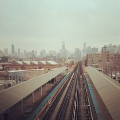 Our favourite photos taken around Chicago from #Instagram