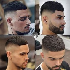 Edgar Haircut - Best Edgar Haircut Styles For Men: Cool Edgar Cut For Latino Guys #menshairstyles #menshair #menshaircuts #menshaircutideas #menshairstyletrends #mensfashion #mensstyle #fade #undercut #barbershop #barber Edgy Short Haircuts, Short Hairstyles For Thick Hair, Black Men Hairstyles, Haircuts For Men, Short Hair Cuts, Short Hair Styles, Barber Haircuts, Medium Hairstyles, Choppy Hair