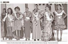 MISS ZAMBIA 2014 | Top Beauty Schools