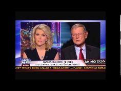 Sen. James Inhofe Compares Released Taliban Killers to Hitler