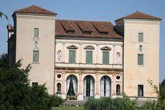 Andrea Palladio. Villa Trissino