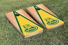 Missouri Southern State Lions Cornhole Game Set Hardcourt Triangle Version ** You can find more details by visiting the image link.