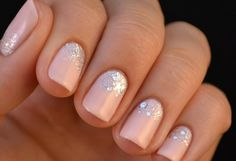 With a new sparkler (or maybe you chose a rough cut gem?) on your ring finger, it's time to show everyone, and we're here to make sure you have the perfect manicure to complement it as you make you...